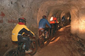 Peca underworld tourist mine